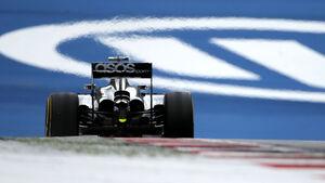 Jenson Button - GP Österreich 2014
