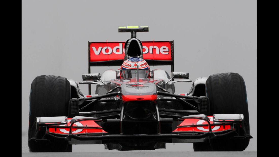 Jenson Button GP Türkei 2011