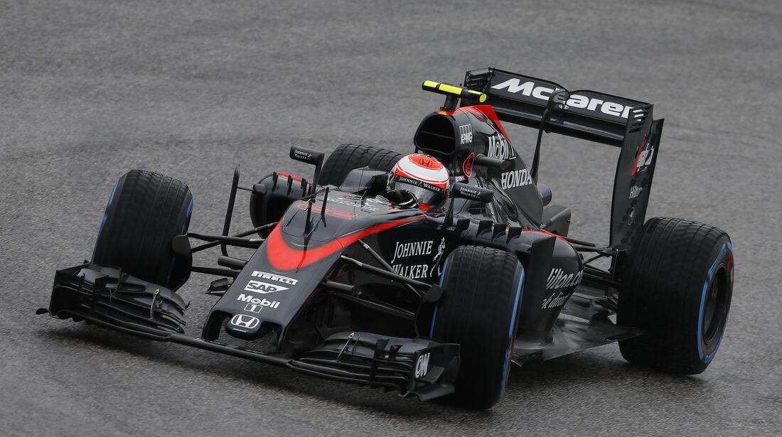 Jenson Button - GP USA 2015