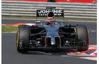 Jenson Button - GP Ungarn 2014