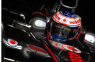 Jenson Button - GP Ungarn - Formel 1 - 29.7.2011