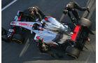 Jenson Button - McLaren - F1-Test Jerez 2012
