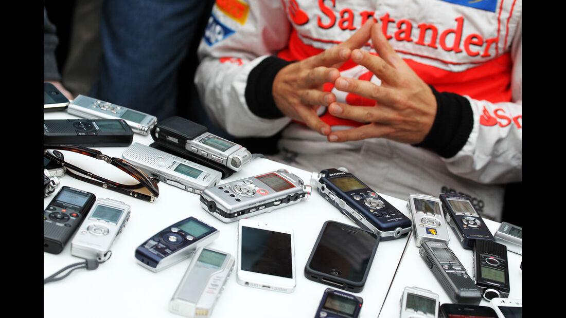 Jenson Button McLaren F1 Test Jerez 2013 Highlights