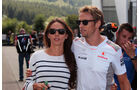 Jenson Button - McLaren - Formel 1 - GP Belgien - Spa - 30.8.2012
