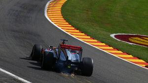 Jenson Button - McLaren - Formel 1 - GP Belgien - Spa-Francorchamps - 23. August 2013