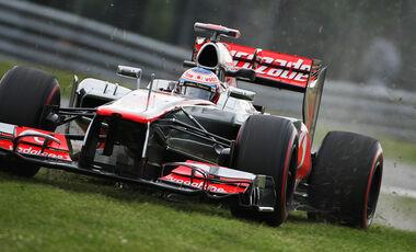 Jenson Button - McLaren - Formel 1 - GP Kanada - 8. Juni 2012