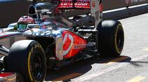 Jenson Button - McLaren - Formel 1 - GP Monaco - 23. Mai 2013