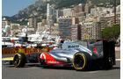 Jenson Button - McLaren - Formel 1 - GP Monado - 24.Mai 2012