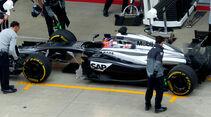 Jenson Button - McLaren - Formel 1 - GP Österreich - Spielberg - 20. Juni 2014