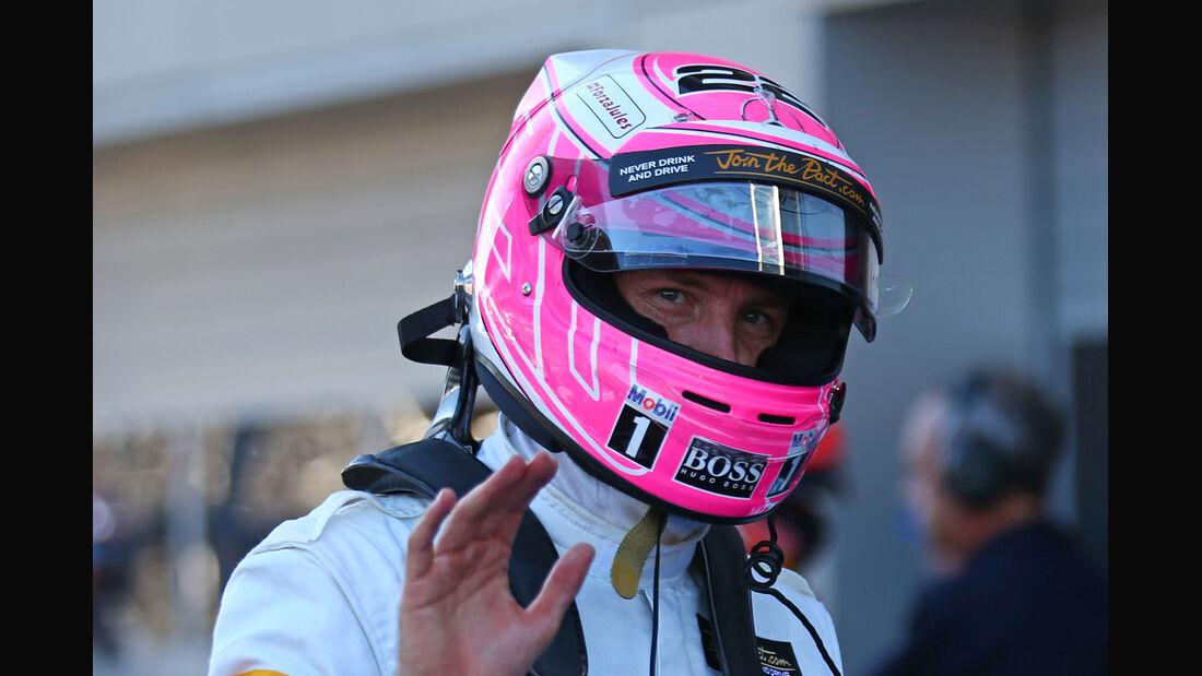 Jenson Button - McLaren - Formel 1 - GP Russland - 11. Oktober 2014