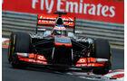 Jenson Button - McLaren - Formel 1 - GP Ungarn 2013