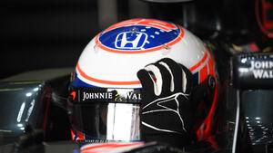 Jenson Button - McLaren - Formel 1 - Test - Barcelona - 2. März 2016