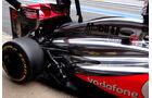 Jenson Button - McLaren - Formel 1 - Test - Barcelona - 21. Februar 2013