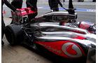 Jenson Button - McLaren - Formel 1 - Test - Barcelona - 22.Februar 2013