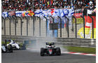 Jenson Button - McLaren - GP China 2016 - Shanghai - Rennen