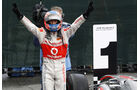 Jenson Button McLaren GP Kanada 2011