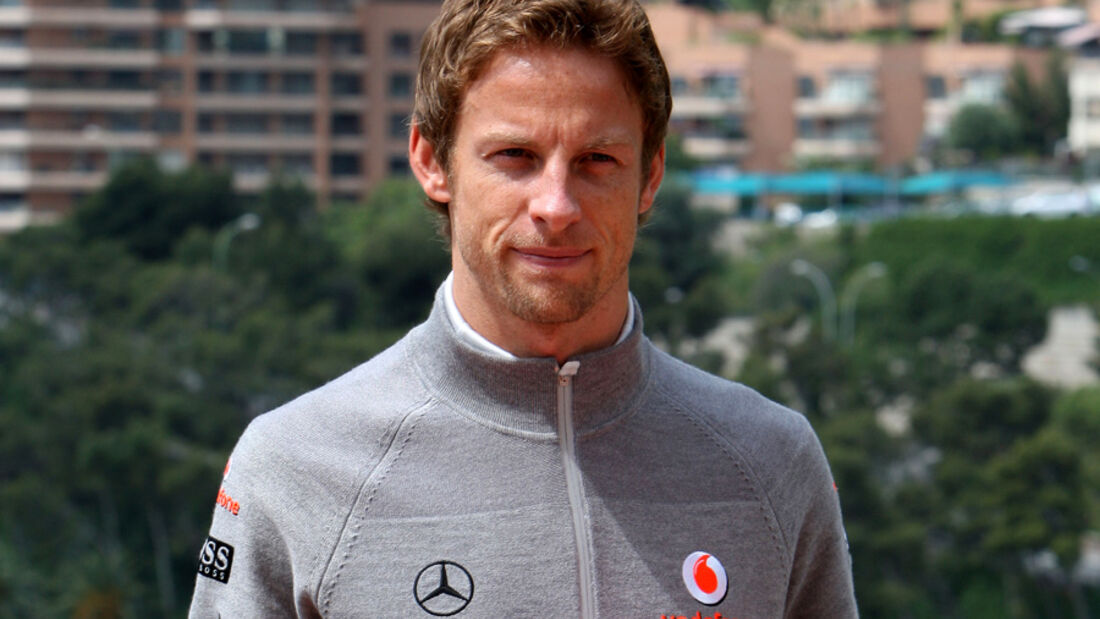Jenson Button - McLaren-Mercedes