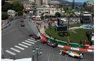 Jenson Button - Sergio Perez - Formel 1 - GP Monaco - 26. Mai 2013