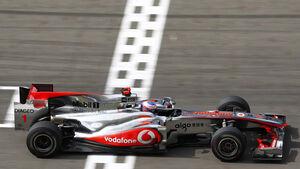 Jenson Button beim GP Türkei