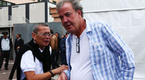 Jeremy Clarkson & Colin Syn - GP Monaco 2013 - VIPs & Promis