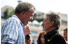 Jeremy Clarkson & Eddie Jordan - GP Monaco 2013 - VIPs & Promis