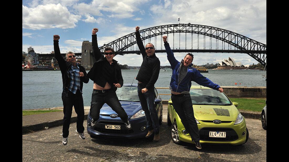 Jeremy Hart, Fiesta World Tour, 1010 Teil 3