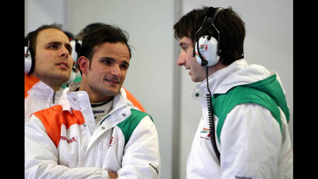 Jerez F1-Test 2010