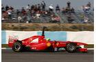 Jerez F1-Test 2011