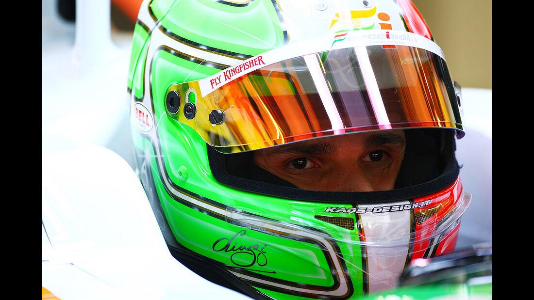 Jerez Test 2010 Tag 2
