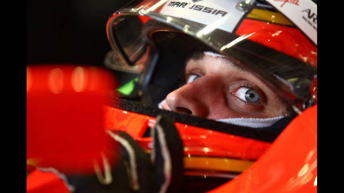 Jerome D'Ambrosio - GP Belgien - 26. August 2011