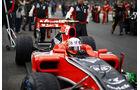 Jerome D'Ambrosio GP England 2011