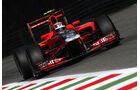 Jerome D'Ambrosio GP Italien Monza 2011