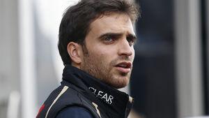 Jerome D'Ambrosio Lotus - GP Belgien 2012