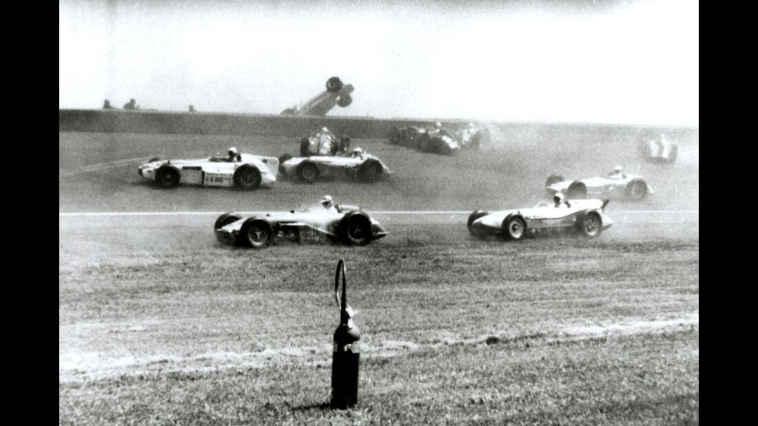 Jerry Unser - Indy 500 - 1958 - Motorsport