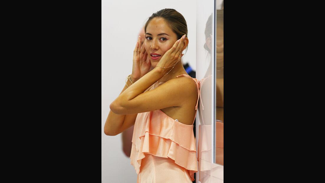 Jessica Michibata (Freundin von Jenson Button) - Formel 1 - GP Singapur - 20. September 2013