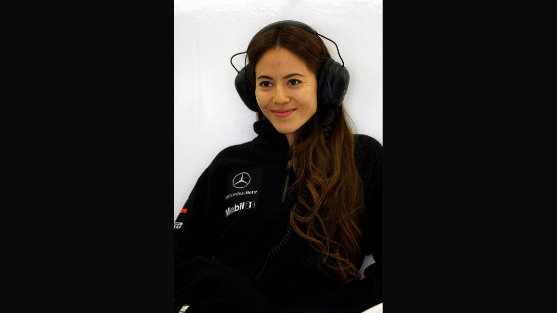 Jessica Michibata GP Türkei 2011