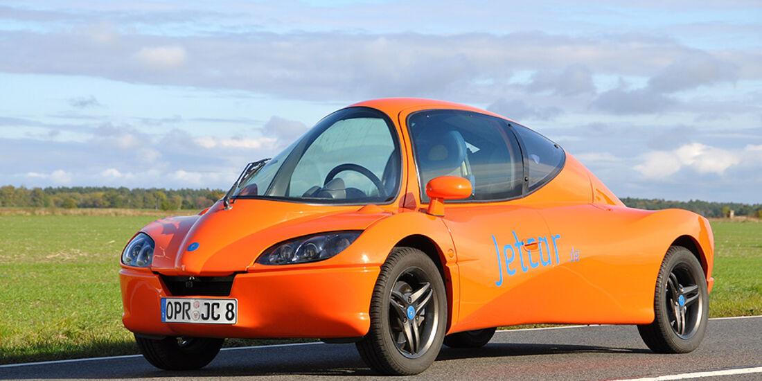 Jetcar