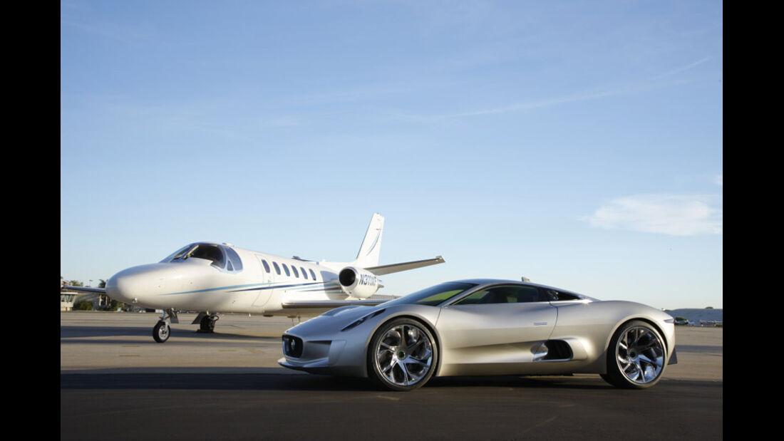 Jets, Jaguar