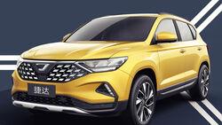 Jetta, die neue VW-Marke in China