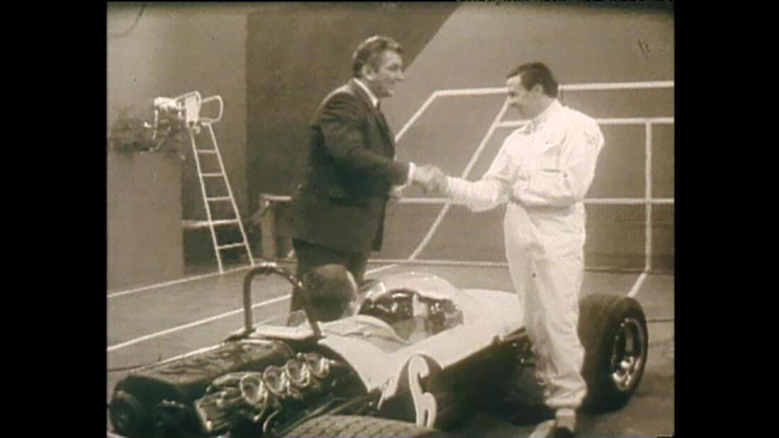 Jim Clark - Aktuelles Sportstudio - 1968