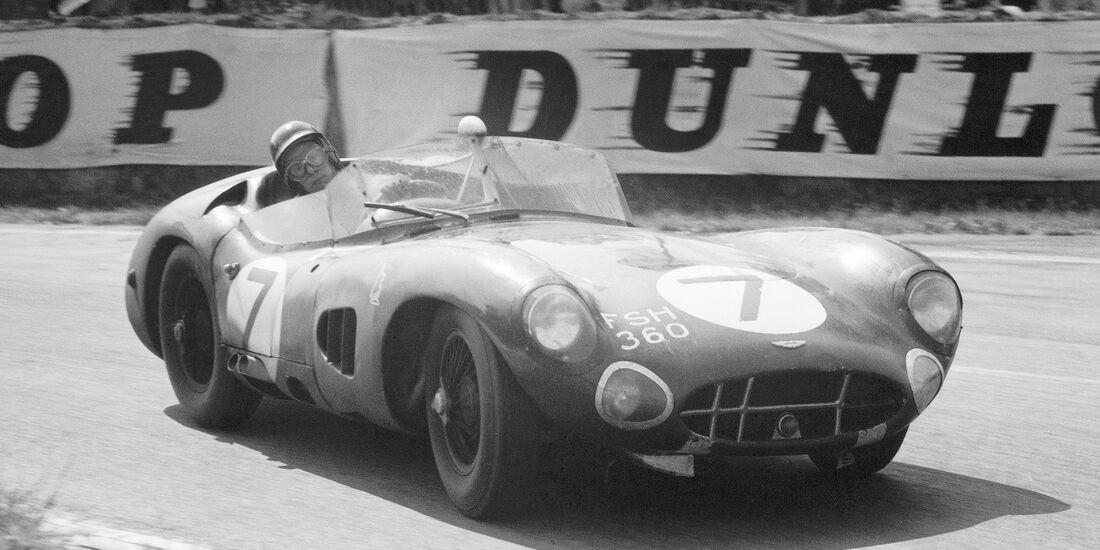 Jim Clark - Aston Martin