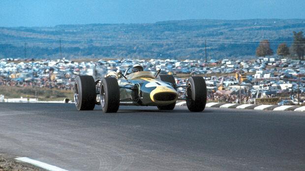 Jim Clark - GP USA 1966 - Watkins Glen