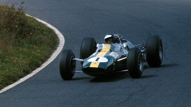 Jim Clark - Lotus 33 - GP Deutschland 1965 - Nürburgring