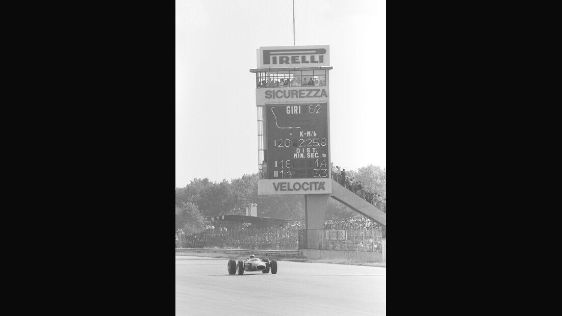 Jim Clark - Lotus 49 - GP Italien 1967 - Monza