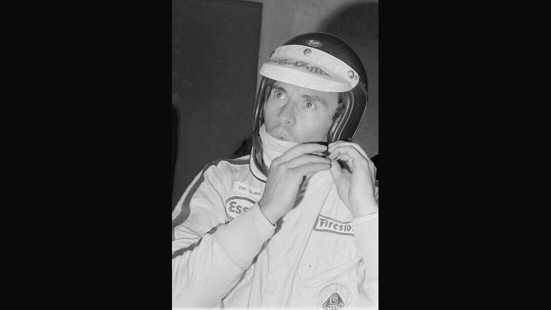 Jim Clark - Lotus - GP Italien 1967 - Monza
