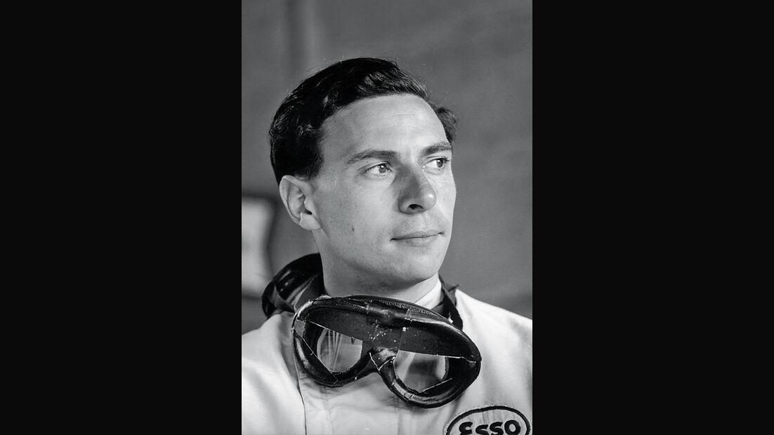 Jim Clark, Sieger Eifelrennen 1964