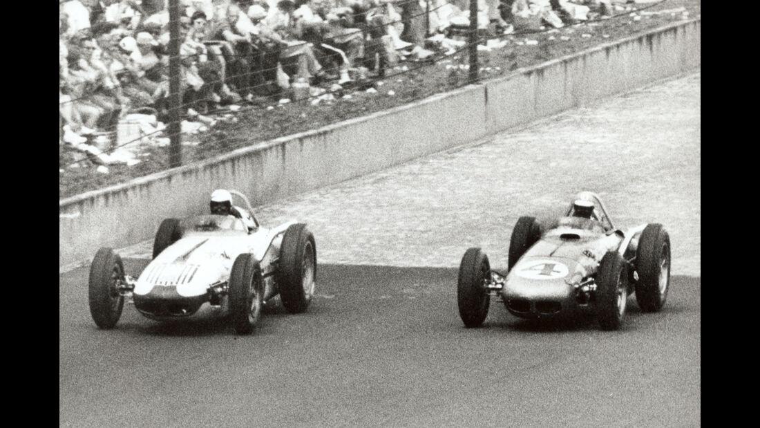 Jim Rathmann - Rodger Ward - Indy 500 - 1960 - Motorsport