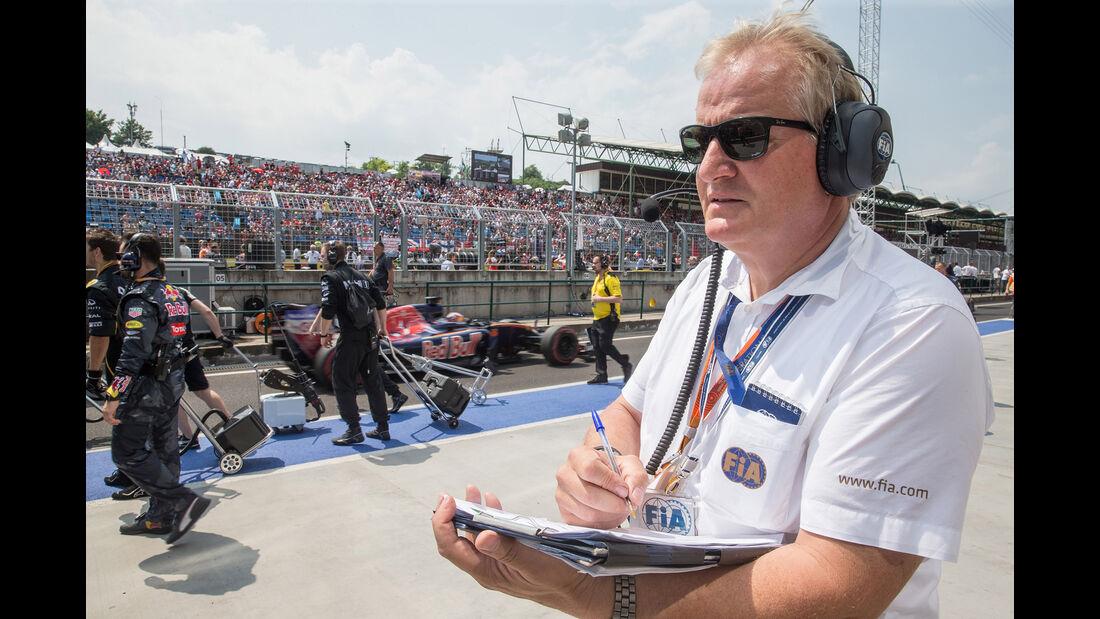 Jo Bauer - FIA - Formel 1