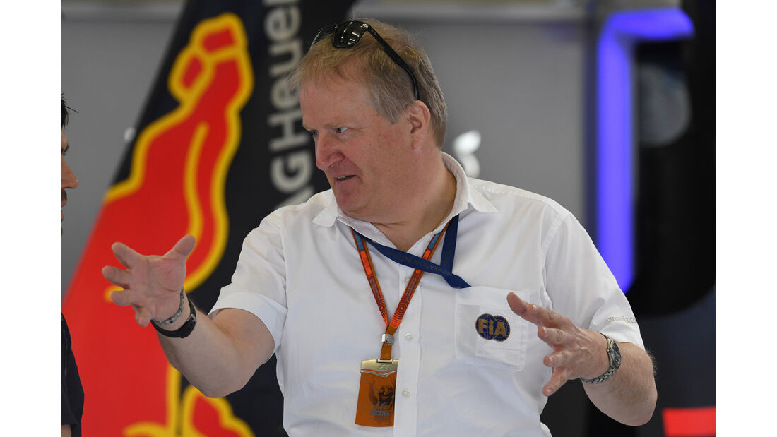 Jo Bauer - FIA - Formel 1 - GP Bahrain - 31. März 2016