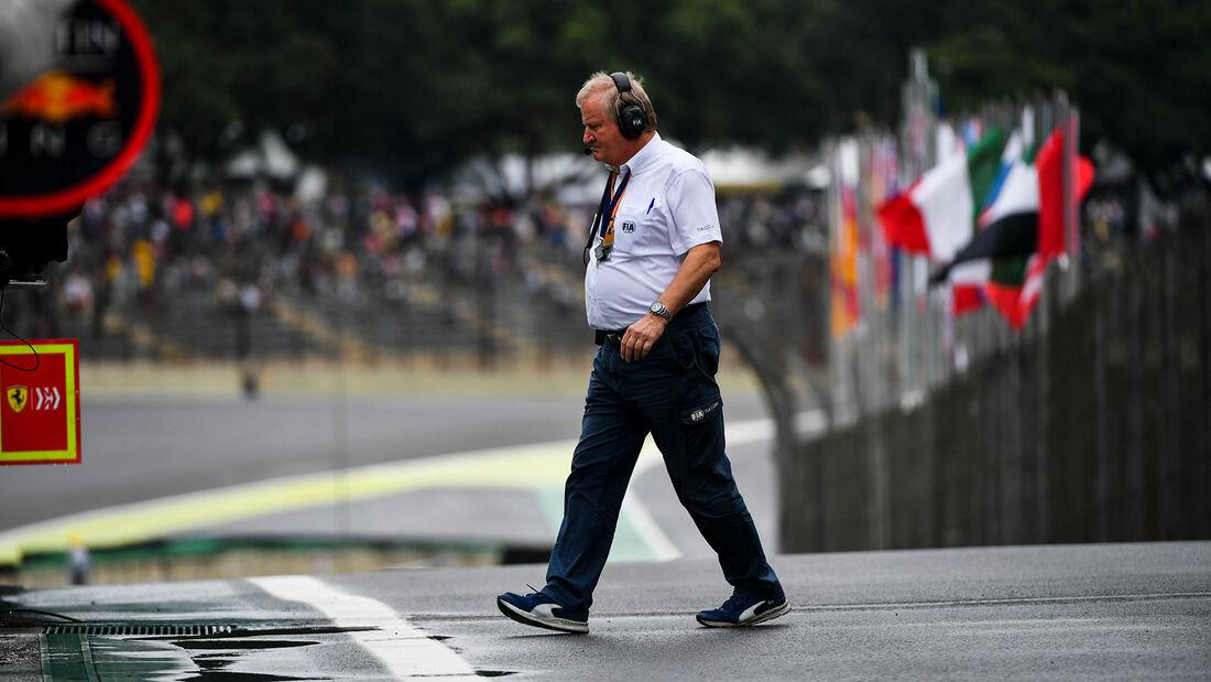 Jo Bauer - FIA - Formel 1 - GP Brasilien - Sao Paulo - 15. November 2019